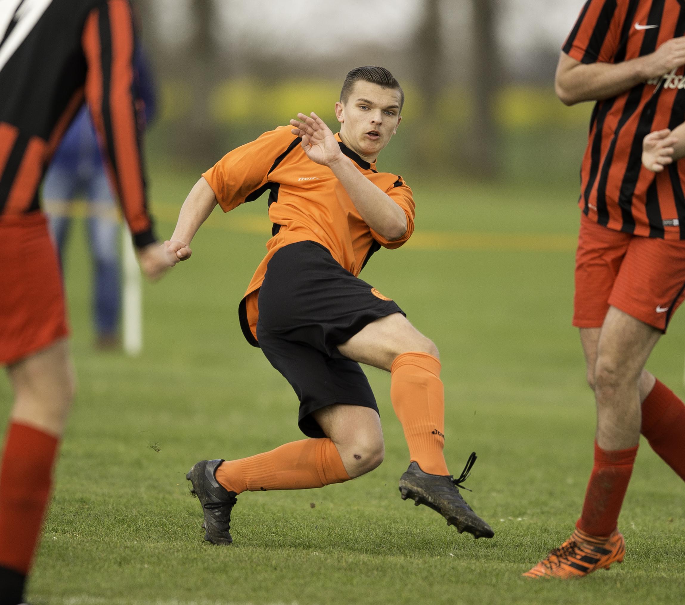 Sam Nelson – Knebworth FC