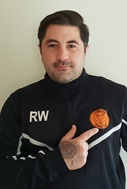 Richard Webster, Reserves Team Manager